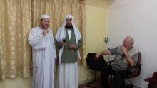 Dr. Salem with Dr. Abdullah Abu-Eshy & American Brother Yahya